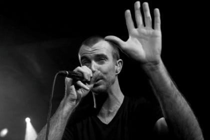 Karnivool_live_in_London_bw