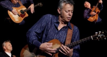 Tommy Emmanuel: On God and guitars