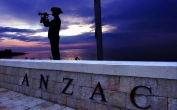 Gallipoli — Why we cross the world for Anzac Day