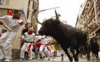 Pamplona: Running with the Bulls at San Fermin in Spain