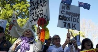 Carbon tax to destroy Australia: Monckton