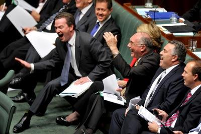 Question Time in Australian Parliament - 7 July 2011