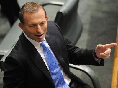 Tony Abbott has attacked the prime minister for her handling of the Craig Thomson affair.