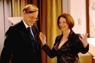 Gillard and Zoellick