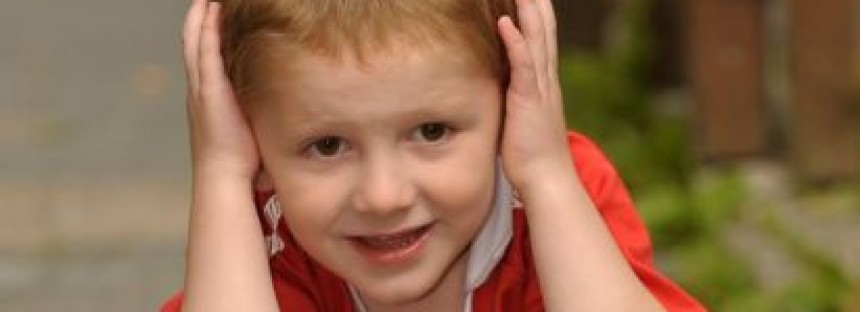 Alfie's noisy play could cost thousands
