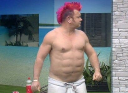 Darryn Lyons six-pack Big Brother