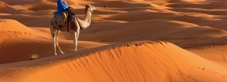 Majestic Morocco is beckoning