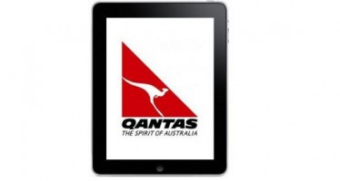 Qantas to trial iPads for entertainment