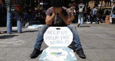 Occupy Sydney protest fizzles out