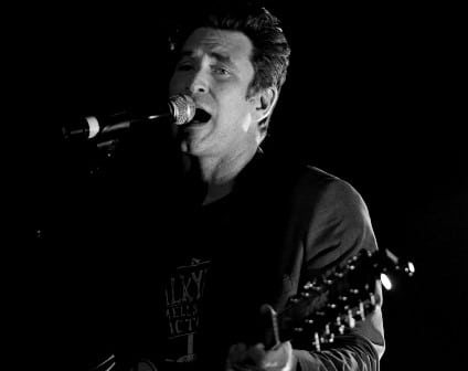 There's no forgetting Pete Murray in London