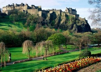 Edinburgh is one of the most exciting cities in the UK to visit outside London.