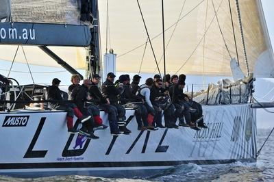 Investec_Loyal_crew_Sydney_to_Hobart_yacht_race
