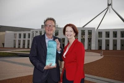 Rush Gillard Australian of the Year