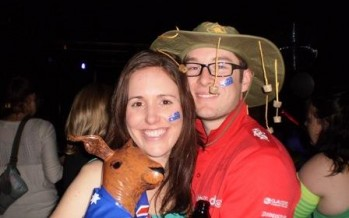 Australia Day means even more to expats in London