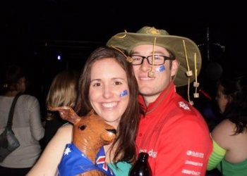 Australia Day in London