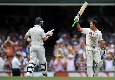 Ricky Ponting, Michael Clarke
