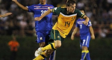 Socceroos stay put on European football deadline day