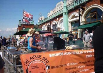 The Aussie BBQ 2010