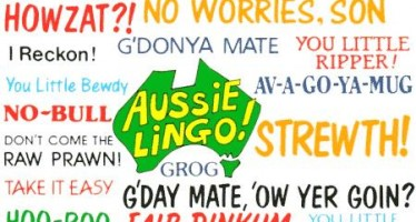 A Guide to Aussie slang – Part 1