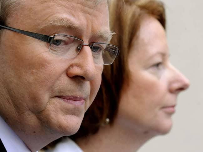 Rudd Gillard