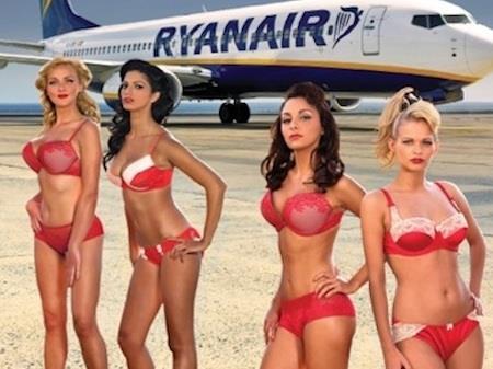 Ryanair calendar 2012