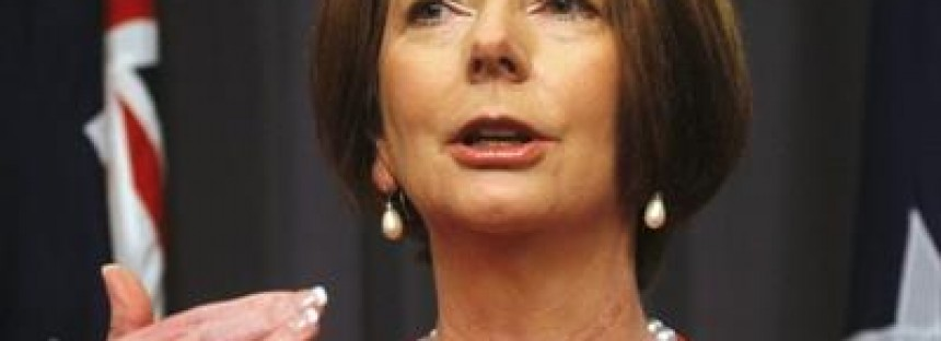 Gillard disappointed for Labor in Queensland