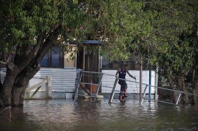 Wagga floods