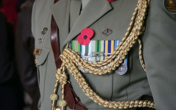 Anzac Day is here again