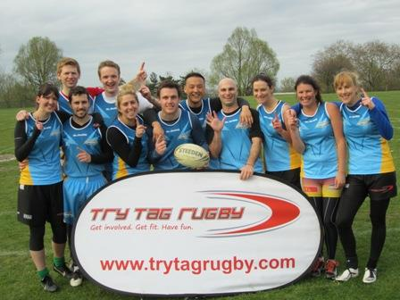Chargers win Finsbury Park Tag Festival