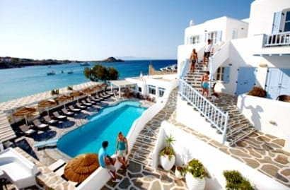 Topdeck in Greece