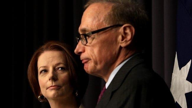 Gillard and Carr