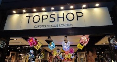 Heaven and hell in London's Topshop