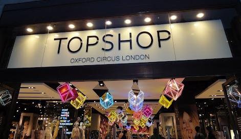 Topshop, Oxford Circus