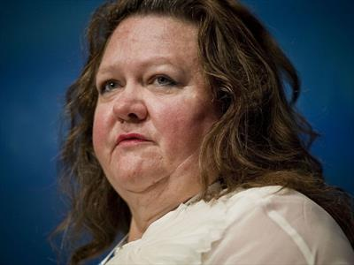 Stop using mining companies as ATMs, says Rinehart