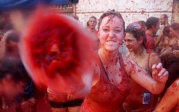 Going wild for Oktoberfest, Pamplona & La Tomatina