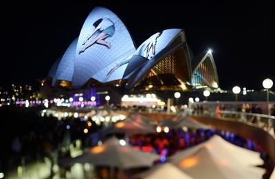 Vivid Sydney Festival 2012