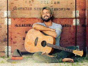 Xavier Rudd UK Tour 2013