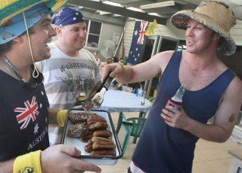 Aussie BBQ in the UK