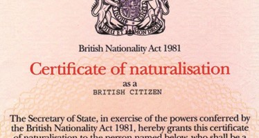British citizenship: Will tax issues affect my application?