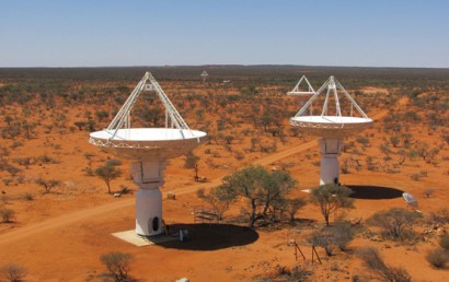 The Murchison Radio-astronomy Observatory, where the SKA telescope will be built