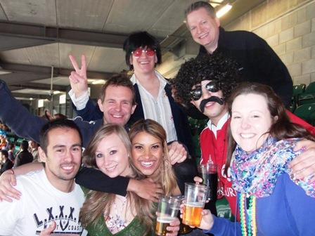 Tag @ London Rugby 7s