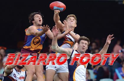 AFL Bizarro Footy Matrix
