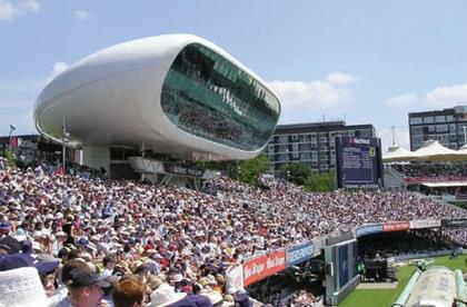 Lords Cricket Ground media centre