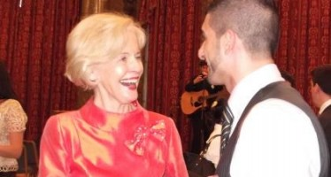 Quentin Bryce joins Queensland Day celebrations in London