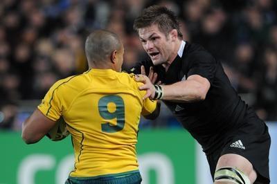 Rugby - Australia & New Zealand