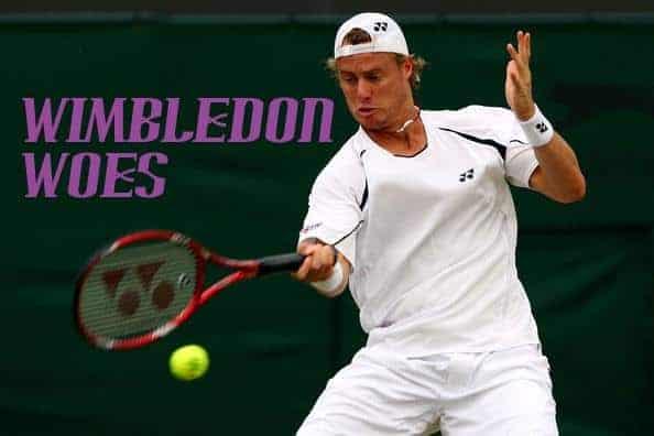 lleyton Hewitts Wimbledon