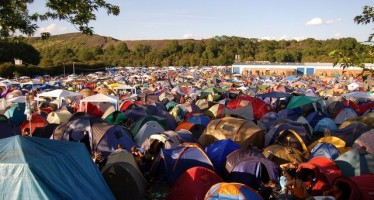 Don't be so tents, go and get your camp on