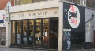 Australian comedy special at The Good Ship in London