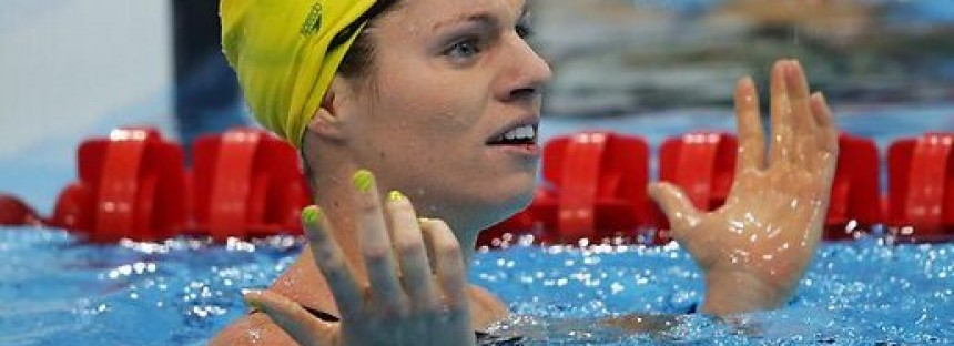 Frustrating Olympic swimming silver for Emily Seebohm