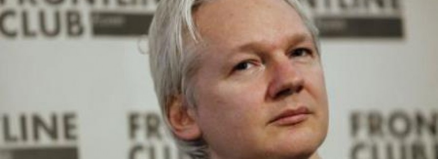 Assange announces candidates for WikiLeaks political party